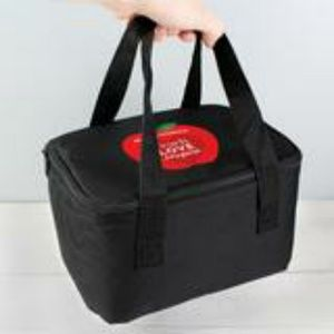 Personalized Teachers Apple Black Lunch Bag